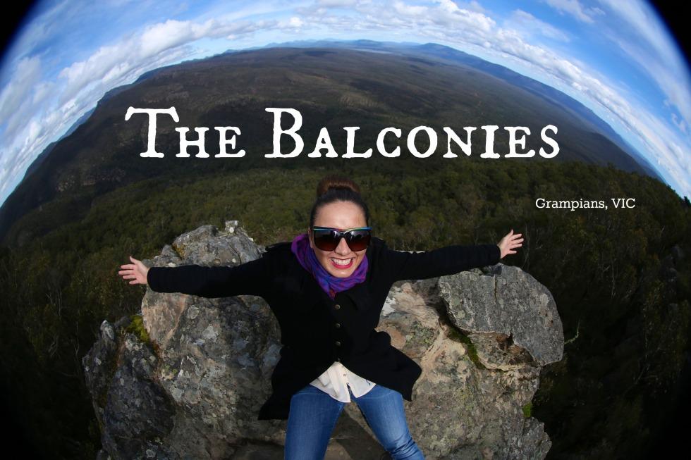 The Balconies at Grampians National Park