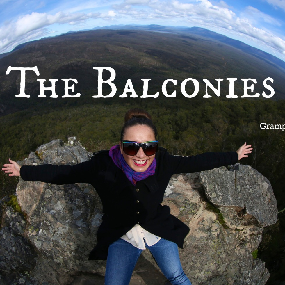 The Balconies at Grampians National Park