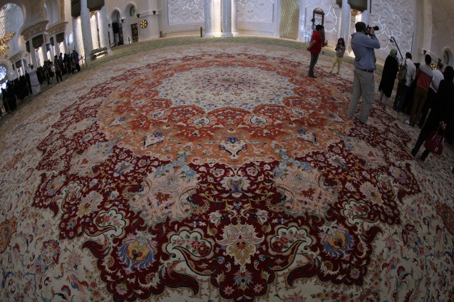 largest carpet in the world