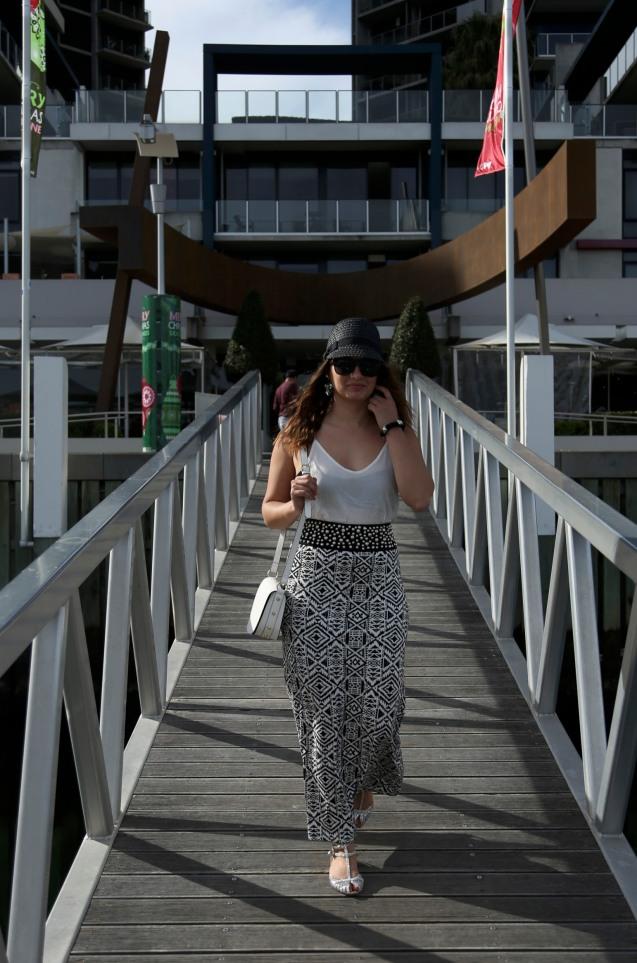 Hello Kiki in docklands