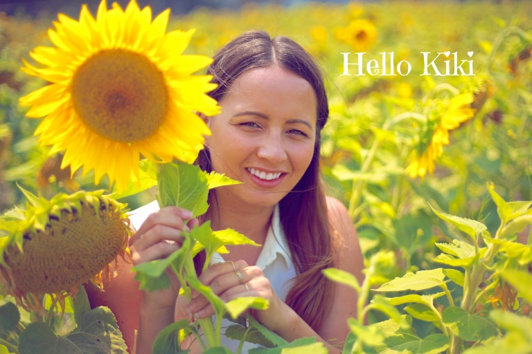 Sunflower - Hello Kiki