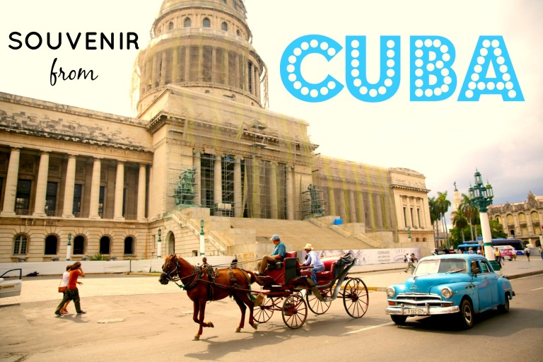 Cuba post card