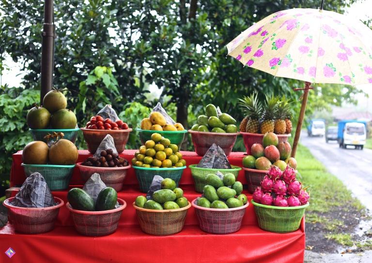 Hello Kiki Bali Fruit