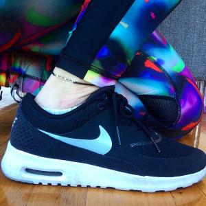 Hello Kiki wearing Nike
